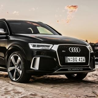 Audi Q3 RS SUV - Obrázkek zdarma pro 320x320