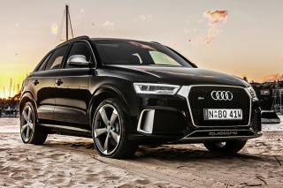Audi Q3 RS SUV - Obrázkek zdarma pro Samsung Galaxy S 4G