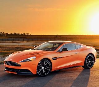 Aston Martin Vanquish - Obrázkek zdarma pro 1024x1024