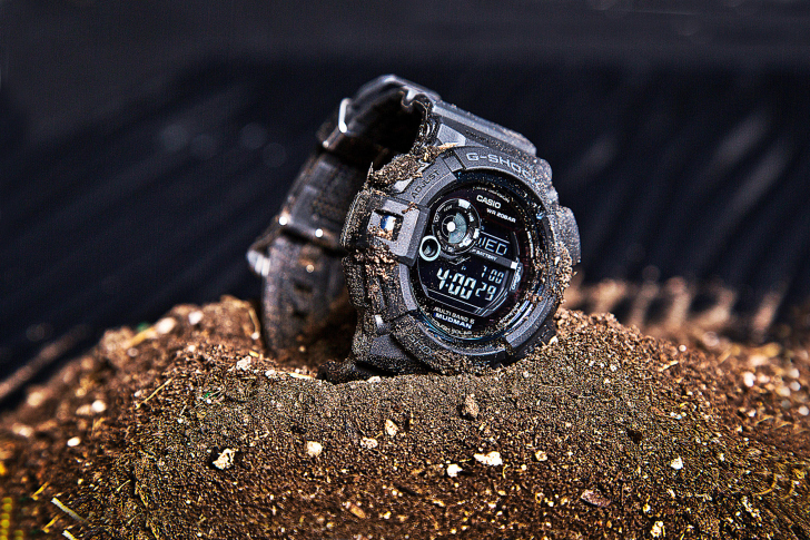 Iphone Shockwave Wallpapers: Casio GShock G9300 Wallpaper For Android, IPhone And IPad