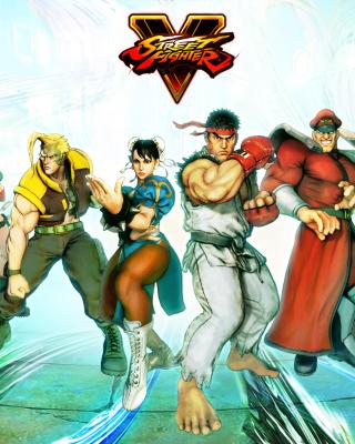Street Fighter V 2016 - Fondos de pantalla gratis para Huawei G7300