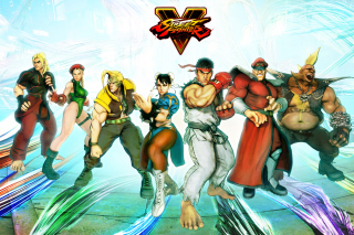 Free Street Fighter V 2016 Picture for Android, iPhone and iPad
