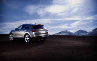 Free Infiniti Fx50 Picture for Android, iPhone and iPad