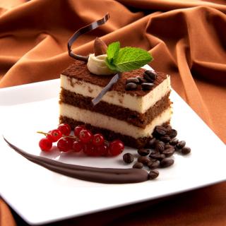 Healthy Sweet Dessert - Obrázkek zdarma pro 2048x2048