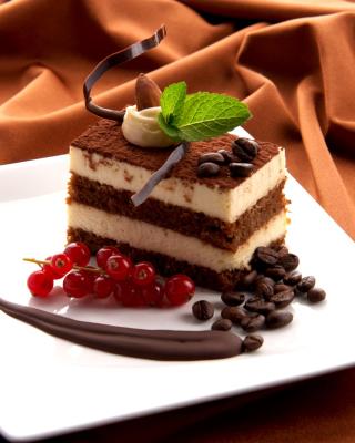 Healthy Sweet Dessert - Obrázkek zdarma pro iPhone 4S