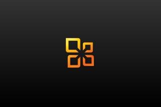 Картинка Microsoft Office Dark на телефон