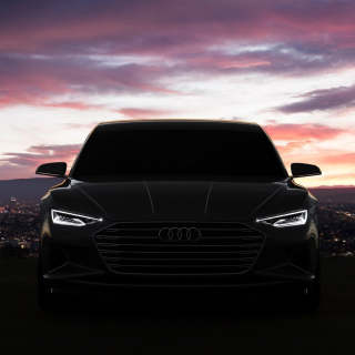 Audi Prologue Concept Car First Drive - Obrázkek zdarma pro iPad