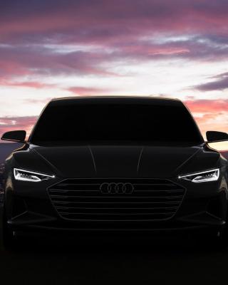 Audi Prologue Concept Car First Drive - Obrázkek zdarma pro Nokia Lumia 710