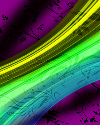 Fashion Abstract Design - Obrázkek zdarma pro Nokia C3-01 Gold Edition