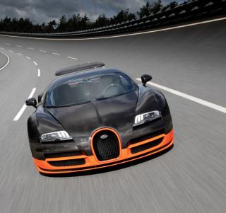 Bugatti Veyron 16-4 - Obrázkek zdarma pro iPad mini 2