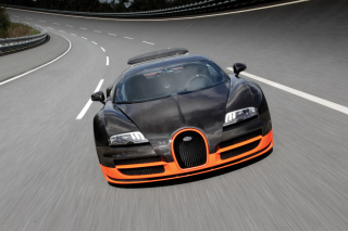 Bugatti Veyron 16-4 - Obrázkek zdarma pro HTC EVO 4G