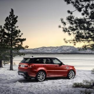Range Rover - Obrázkek zdarma pro 1024x1024
