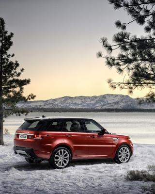 Range Rover - Obrázkek zdarma pro Nokia X3