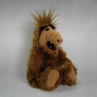 Alf Toy - Obrázkek zdarma pro 1024x1024