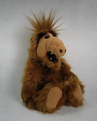Alf Toy - Obrázkek zdarma pro 128x160
