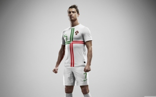 Cristiano Ronaldo - Obrázkek zdarma pro Samsung B7510 Galaxy Pro
