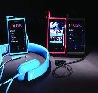 Nokia Lumia 800 - Windows Phone - Obrázkek zdarma pro 1024x1024
