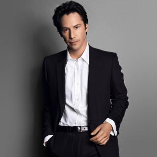 Keanu Reeves - Obrázkek zdarma pro iPad Air