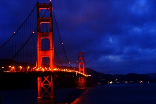 Golden Gate Bridge Picture for Android, iPhone and iPad
