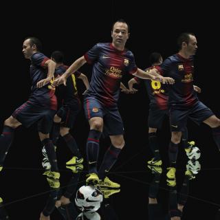 Nike Football Uniform - Obrázkek zdarma pro iPad