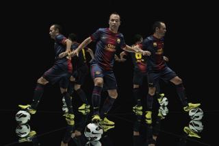 Nike Football Uniform - Obrázkek zdarma pro 800x600