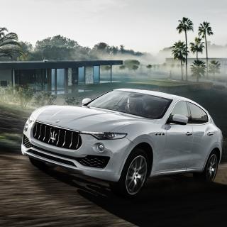 Maserati Levante - Obrázkek zdarma pro iPad