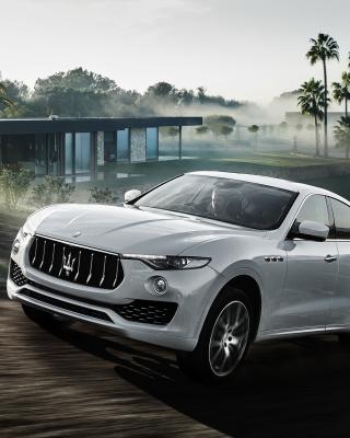 Maserati Levante - Obrázkek zdarma pro 240x400