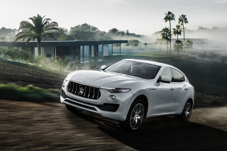 Maserati Levante sfondi gratuiti per cellulari Android, iPhone, iPad e desktop
