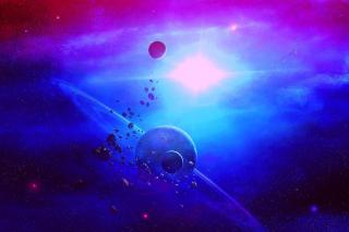 Asteroid - Obrázkek zdarma pro Fullscreen Desktop 1400x1050