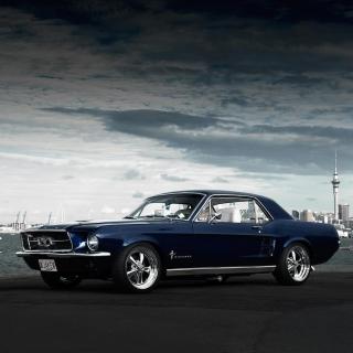 Ford Mustang 1967 - Obrázkek zdarma pro iPad mini 2