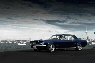 Ford Mustang 1967 - Obrázkek zdarma pro Android 2880x1920