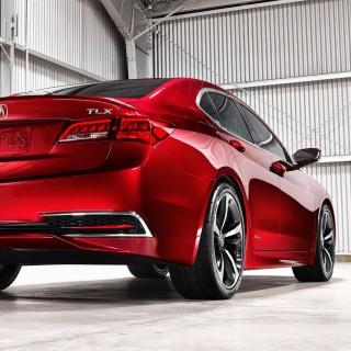 Acura TLX - Obrázkek zdarma pro 1024x1024