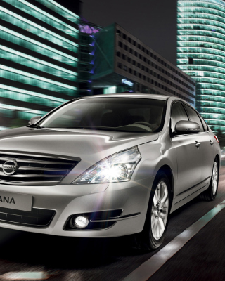 Nissan Teana - Obrázkek zdarma pro Nokia X2-02
