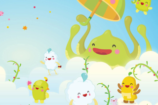 Magical World Wallpaper for Android, iPhone and iPad