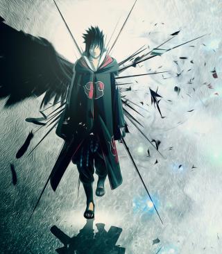 Naruto, Sasuke - Fondos de pantalla gratis para Nokia 5230
