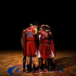 Los Angeles Clippers - Obrázkek zdarma pro 1024x1024