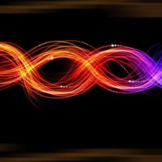 Neon Glow - Obrázkek zdarma pro iPad 2