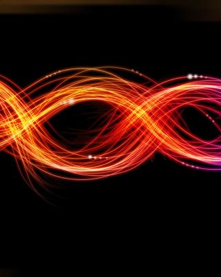 Neon Glow - Obrázkek zdarma pro Nokia X3-02