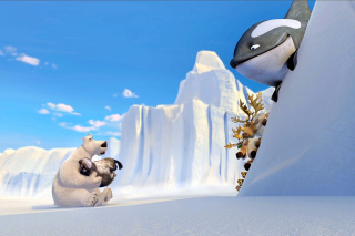 Kostenloses Norm Of The North HD Wallpaper für Android, iPhone und iPad