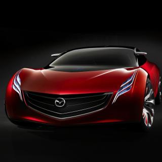 Mazda Ryuga Concept 2007 - Obrázkek zdarma pro iPad 2