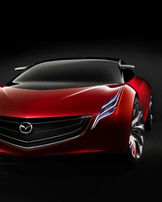 Mazda Ryuga Concept 2007 - Obrázkek zdarma pro Nokia C2-02