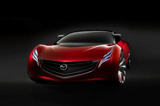 Mazda Ryuga Concept 2007 - Obrázkek zdarma pro Widescreen Desktop PC 1280x800