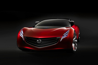Mazda Ryuga Concept 2007 - Obrázkek zdarma pro Samsung Galaxy Note 2 N7100