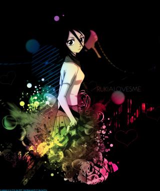 Bleach Anime - Obrázkek zdarma pro Nokia 206 Asha