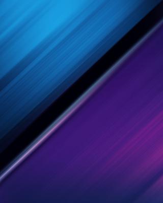 Stunning Blue Abstract - Obrázkek zdarma pro 360x400