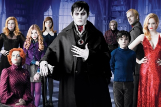 Dark Shadows Movie - Obrázkek zdarma pro Widescreen Desktop PC 1680x1050