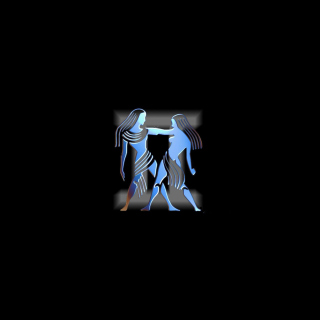 Gemini - Obrázkek zdarma pro 1024x1024