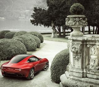 2013 Alfa Romeo Disco Volante - Obrázkek zdarma pro 1024x1024