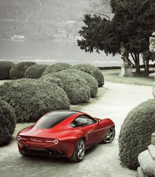 2013 Alfa Romeo Disco Volante - Obrázkek zdarma pro Nokia C1-01
