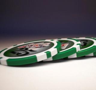 Texas Holdem Poker Chips - Obrázkek zdarma pro iPad